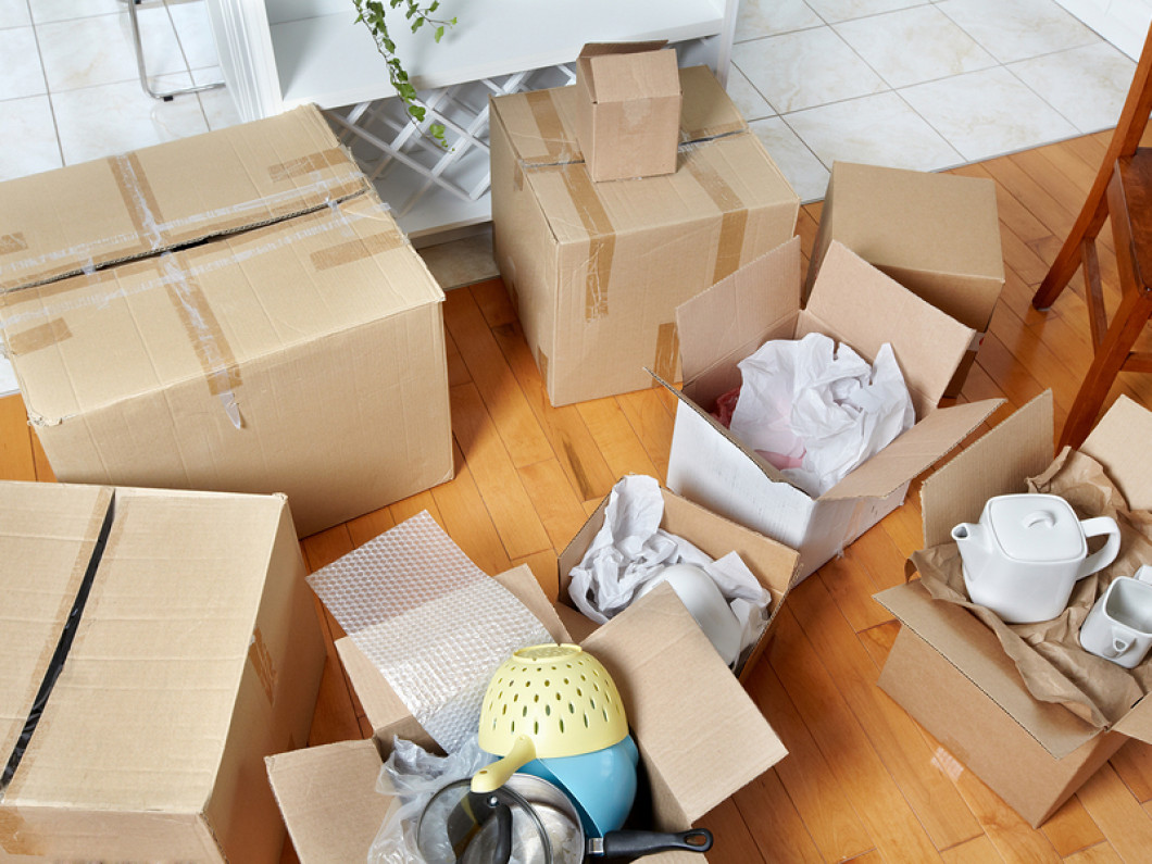 PACKING AND UNPACKING SERVICE IN CHARLOTTE, NC